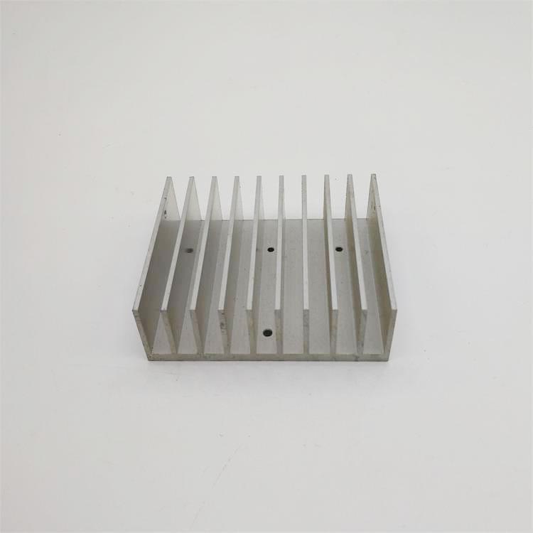 五金冲压件  铝型材散热器 铝型材加工